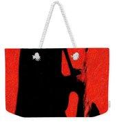 Shadow Sax Weekender Tote Bag