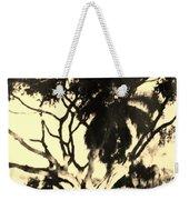 Shadow Tree Weekender Tote Bag