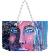 Shadow Woman Weekender Tote Bag