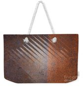 Shadows And Rust Weekender Tote Bag