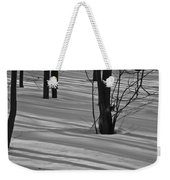 Shadows In Boyertown Park Weekender Tote Bag