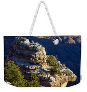 Shadows In The Canyon Weekender Tote Bag