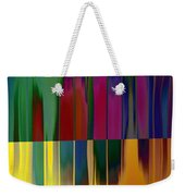 Shadows In The Material World Weekender Tote Bag