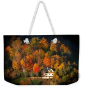 Shadows Of A Colorful Past Weekender Tote Bag
