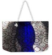 Shadows Of Cobalt Weekender Tote Bag