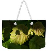 Shadows Of New Life Weekender Tote Bag