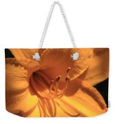 Day Lily Shadows Weekender Tote Bag