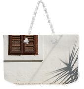 Shadows On Old House. Weekender Tote Bag