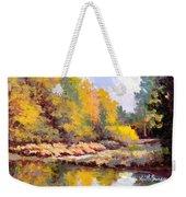 Shadowy Creek Weekender Tote Bag