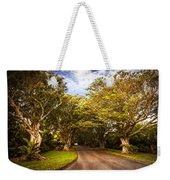 Shady Lane Weekender Tote Bag
