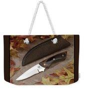 Shady Oak Knife-faa Weekender Tote Bag