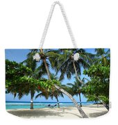 Shady Palms Weekender Tote Bag
