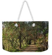 Shady Path Weekender Tote Bag