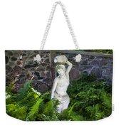 Shady Perennial Garden Weekender Tote Bag