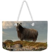 Shaggy Goat Weekender Tote Bag