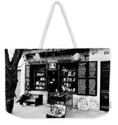 Shakespeare And Company Boookstore In Paris France Weekender Tote Bag