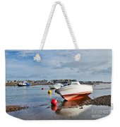 Shaldon-teignmouth Harbour 3 Weekender Tote Bag