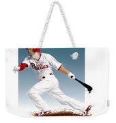 Shane Victorino Weekender Tote Bag