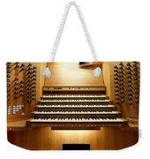 Shanghai Organ Console Weekender Tote Bag