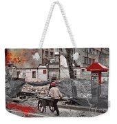 Shanghai Street Creation Weekender Tote Bag