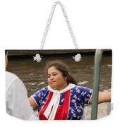 Shanty Town Cook Weekender Tote Bag