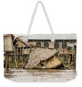 Shanty Town Disaster Weekender Tote Bag