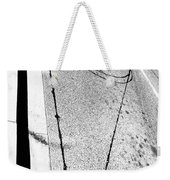 Shape And Shadow No.50 High Contrast Version Weekender Tote Bag