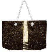 Shape No.35 Brownish Version Weekender Tote Bag