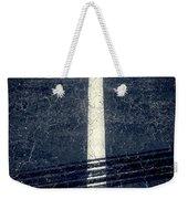 Shape No.35 Gray Scale Weekender Tote Bag