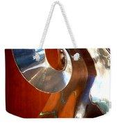 Shape Shifter Weekender Tote Bag