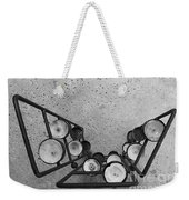 Shaped Openness 1 Weekender Tote Bag