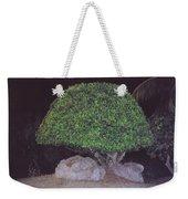 Shaped Tree Weekender Tote Bag