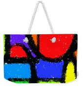 Shapes 4 Weekender Tote Bag