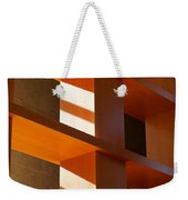 Shapes And Shadows 2 Weekender Tote Bag
