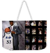 Shaquille O'neal Weekender Tote Bag