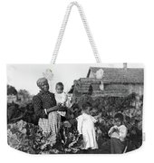 Sharecropper Family, 1902 Weekender Tote Bag