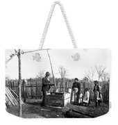 Sharecropper Family, C1900 Weekender Tote Bag