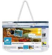 Sharetheexperience Winning Photo Weekender Tote Bag