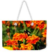 Sharing The Nectar Of Life 02 Weekender Tote Bag