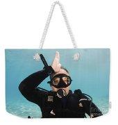 Shark Alert  Weekender Tote Bag