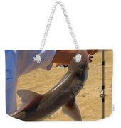 Baby Shark Weekender Tote Bag