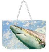 Shark Profile Weekender Tote Bag