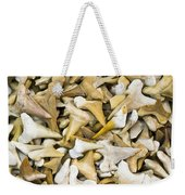 Sharks Teeth Weekender Tote Bag