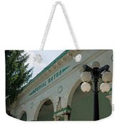 Sharon Springs Imperial Bath 2 Weekender Tote Bag