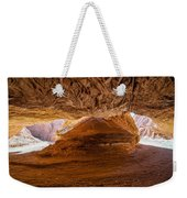 Sharp Curve In A Canyon Weekender Tote Bag