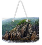 Sharp Jagged Rocks  Weekender Tote Bag