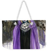 Shattered Faith Weekender Tote Bag by Jimmy Adams