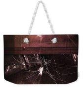 Shattered Window Weekender Tote Bag