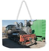 Shay Engine 12 In The Colorado Railroad Museum Weekender Tote Bag