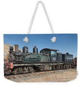 Shay Engine 14 In The Colorado Railroad Museum Weekender Tote Bag